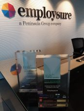Employsure wins Business Services Growth Company Of The Year 2016