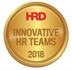 Innovative HR Teams 2018 Award