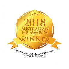 Australian HR Team of the Year (less1000 employees)