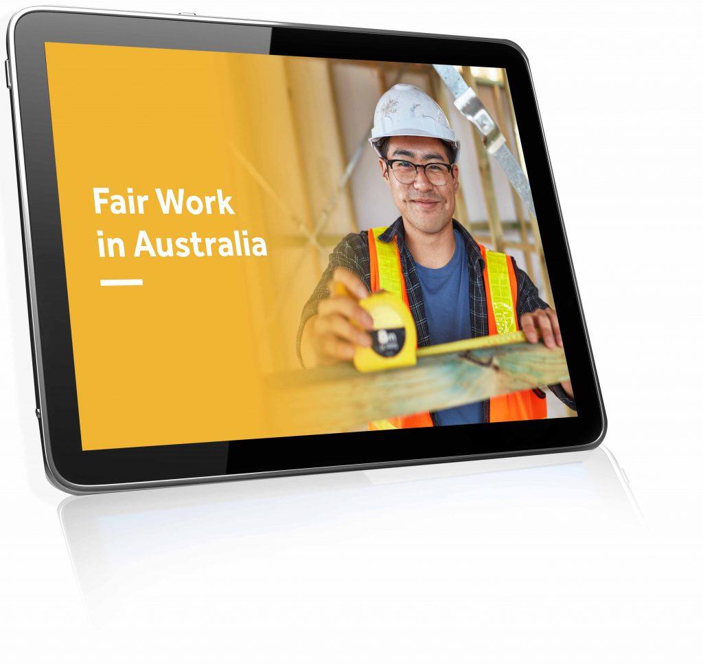 Fair Work in Australia guide