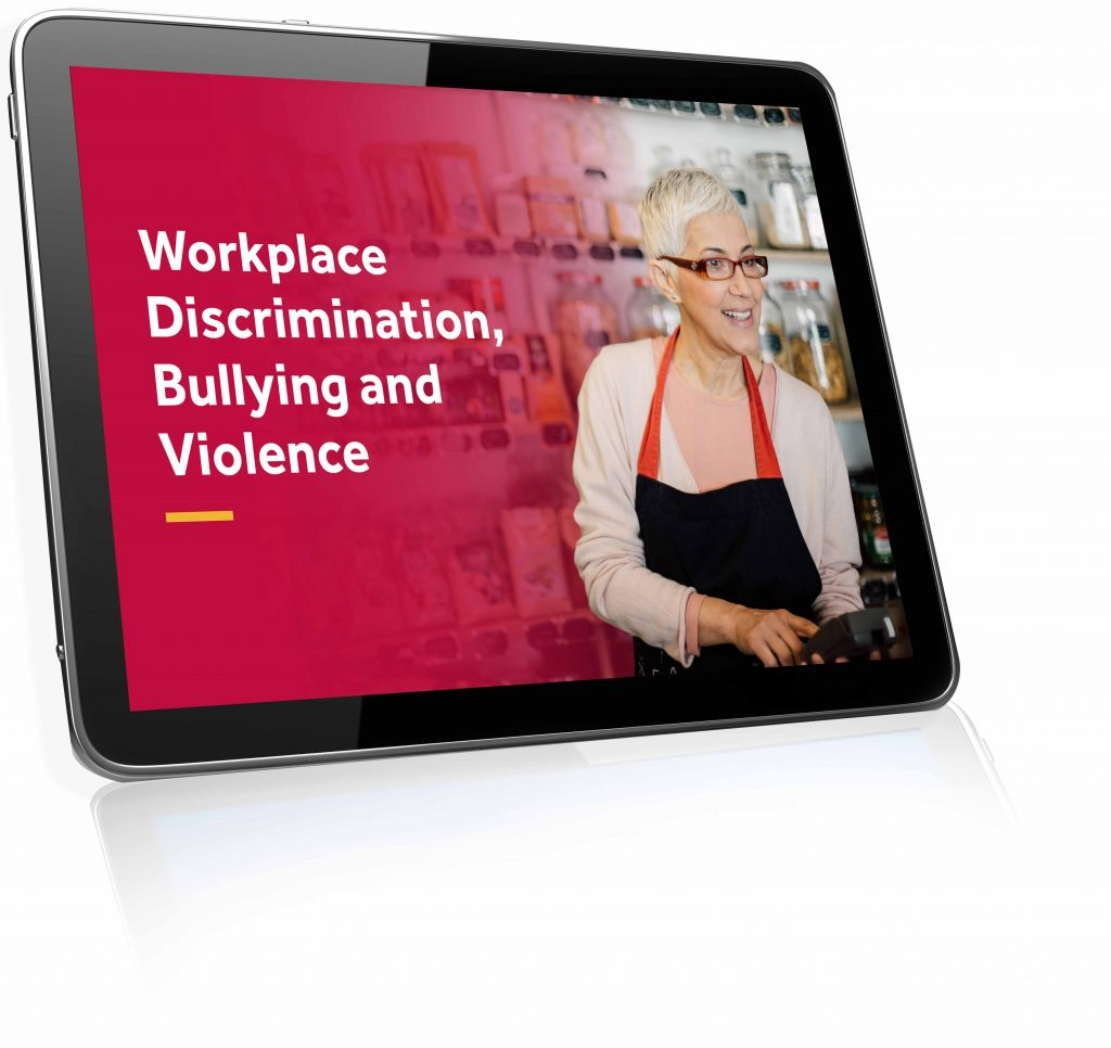 Workplace Discrimination, Bullying and Violence Guide