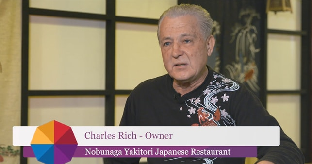 Nobunaga Yakitori Japanese Restaurant Small Business Success Stories