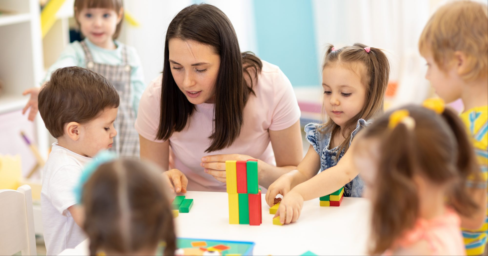 Childcare Workers Push For A 45 Percent Wage Boost