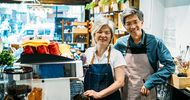 business owners relieved at personal/carers leave part time employees