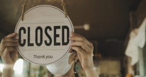 employer closes shop over christmas